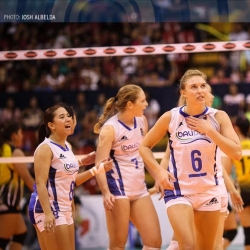 BaliPure goes for the bronze medal clincher
