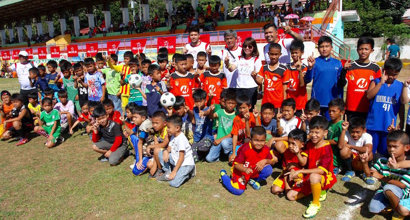 FFABL gives Pagadian kids a memorable weekend