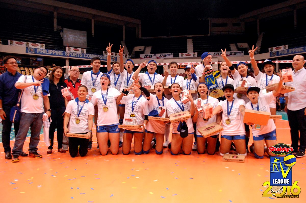 Is Pocari Sweat out to start a dynasty?