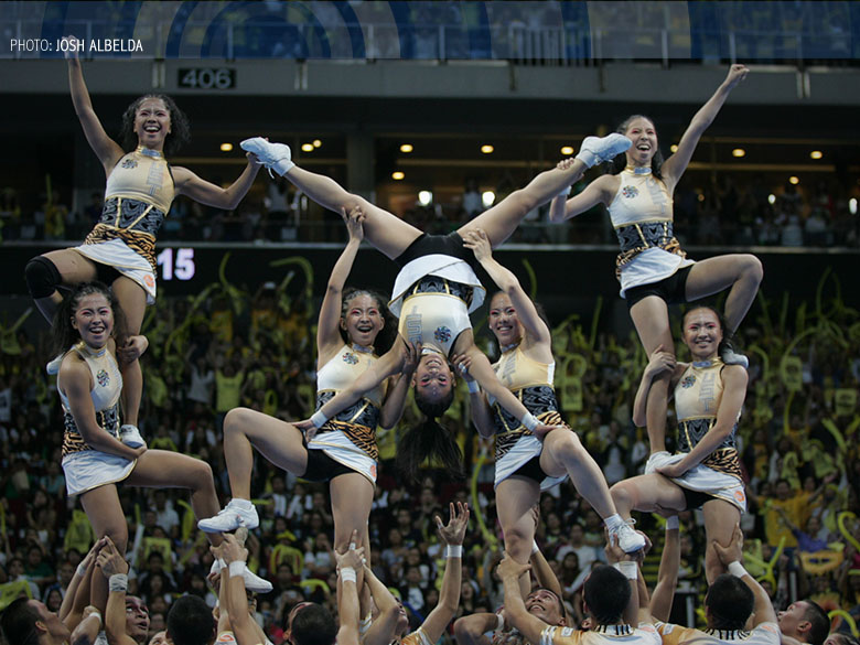 4-peat for NU in 2016 UAAP cheerdance competition