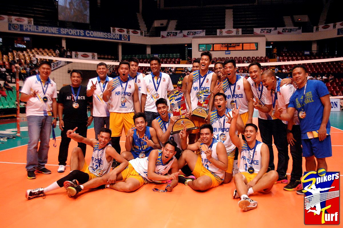 Jet Spikers make 2016 their banner year