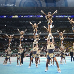 UAAP CDC history within grasp of NU Pep Squad