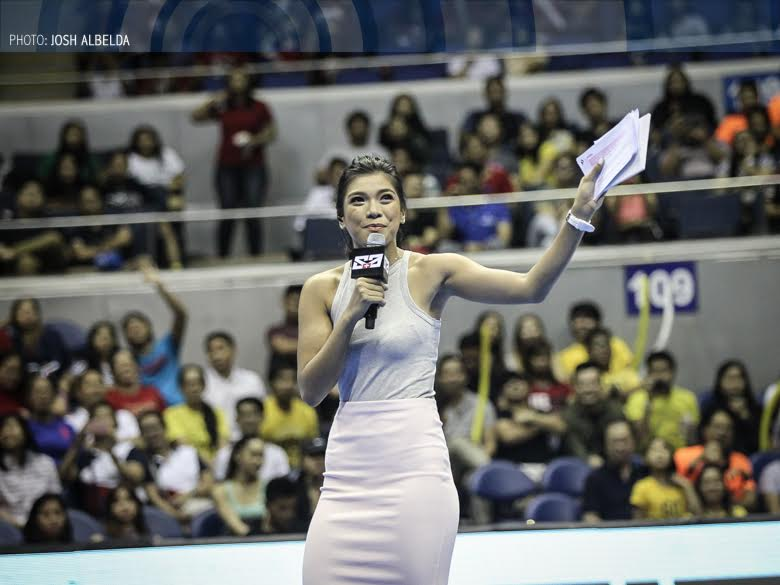 Internet welcomes UAAP CDC guest host Alyssa with open arms