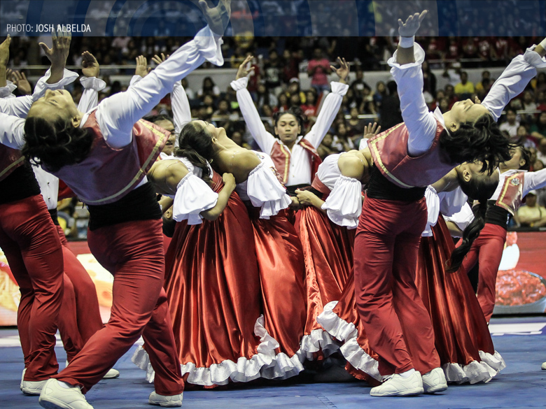 Injury can't put down this UE Pep member's fighting spirit