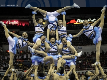 Was Adamson Pep's performance worthy of second-place?