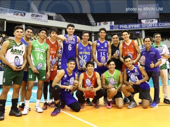 Team Galaw outshines Team Hataw in All-Star Game