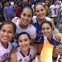 Ever since college OK kami -- Gumabao on buddy Ahomiro