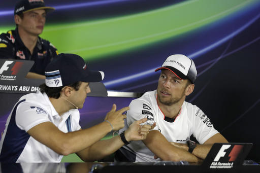 Massa waving goodbye to F1 and Button has no plans to return