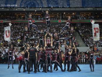 UP strikes gold in Asian Cheerleading tilt