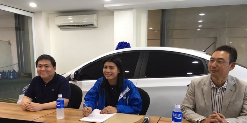 Pocari Sweat signs hitter Pablo with lucrative 5-year deal