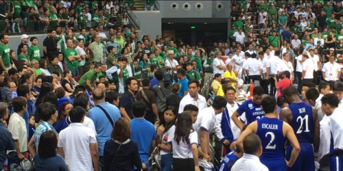 Team manager reminds Ateneo, DLSU of 'tradition of respect'