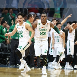 Sacrifice moves DLSU one win away from title