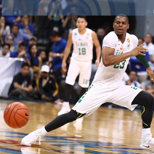 Mbala set to hoist MVP trophy before Game 2 on Wednesday