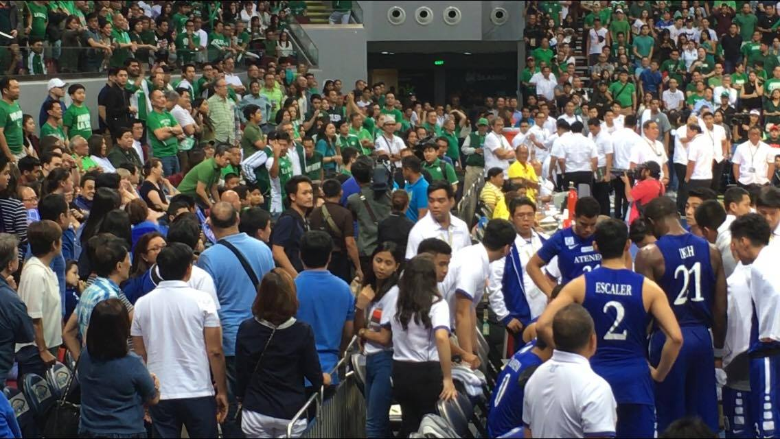 La Salle sweeps archrival Ateneo to clinch UAAP Season 79 title