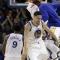 Thompson's 60-point binge headlines Warriors win over Pacers