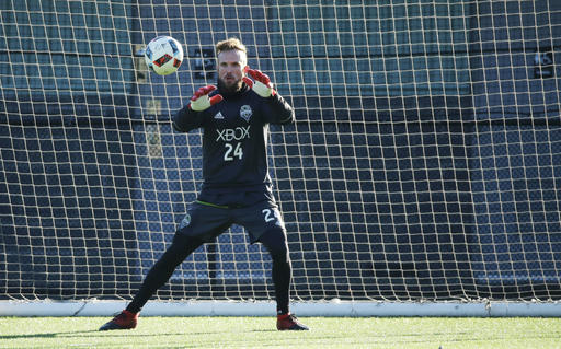 Seattle's Frei returns to where it started facing Toronto