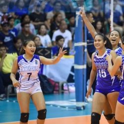 Lady Eagles to train in Thailand, Japan for UAAP title bid