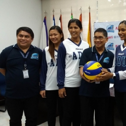 UAAP champs hope to inspire Lady Falcons