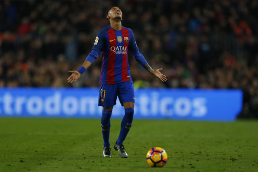 Goal in friendly could help put Neymar back on track