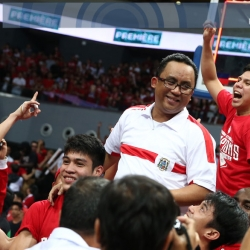 Fernandez with tall task of replacing San Beda's 'dad' Jarin