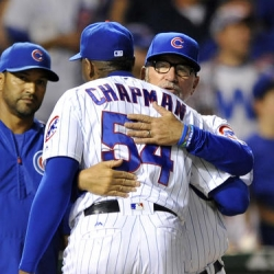 Yankees' Chapman: Cubs' Maddon misused me during postseason