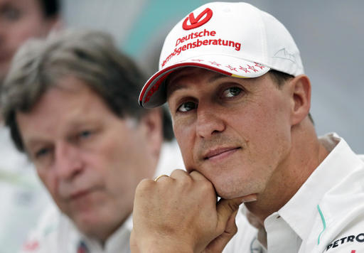 Manager: Schumacher's health to remain private matter