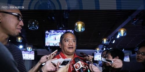 Mas mapapabilis ang transition ko -- SBC coach Fernandez