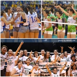 THE YEAR THAT WAS: Philippine Volleyball (Part 1)