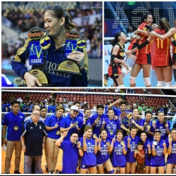 THE YEAR THAT WAS: Philippine Volleyball (Part 3)