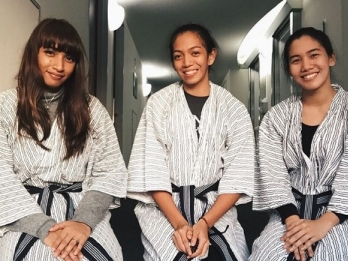 Ateneo Lady Eagles start the year right with Japan trip