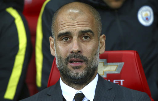 Guardiola sounds tetchy but City exit doesn't seem imminent