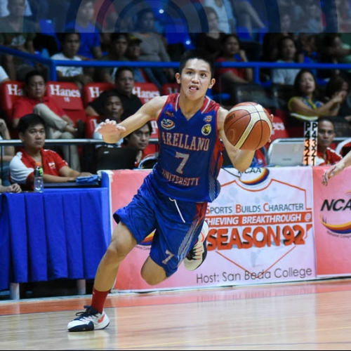 Arellano gets Jalalon replacement in high-scoring Dela Torre