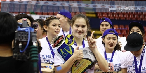 Gumabao parts ways with Pocari Sweat