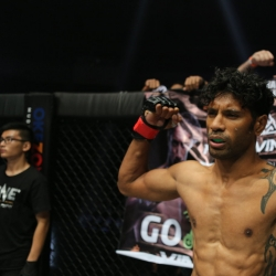 MMA vet Latoel praises Filipino fighters' fighting spirit