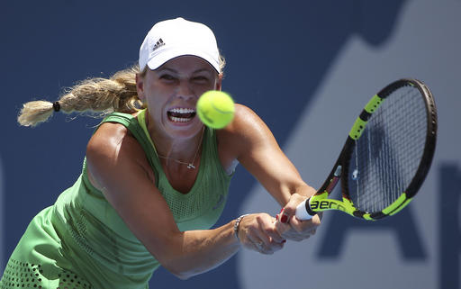 Wozniacki's Sydney run ends again before quarterfinals