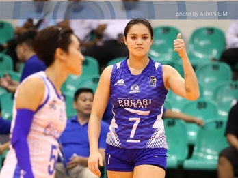 Gumabao bares reasons for leaving Pocari Sweat