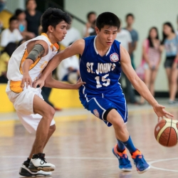 Can you guess who this young Ilonggo baller is?