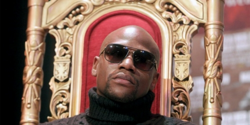 Column: Mayweather in search of attention, not a fight