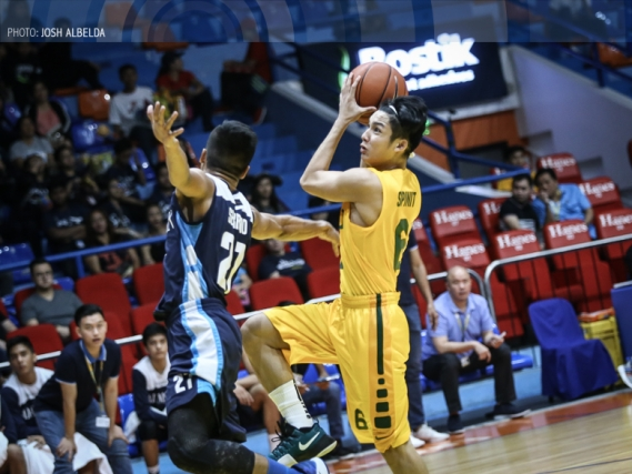 Mighty Adamson falls for first time at hands of FEU-Diliman