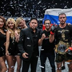 ONE Championship: Bigdash retains middleweight title