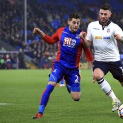 FA Cup: Allardyce's Palace wins; 2 non-league teams through