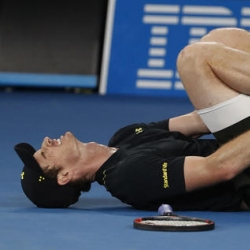 Murray, Federer advance to 3rd round at Australian Open