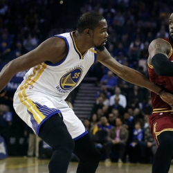 BLOGTABLE: Learnings from Cavs-Warriors in 2016-17