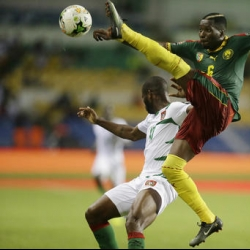 Cameroon survives Guinea-Bissau scare, Gabon foiled again