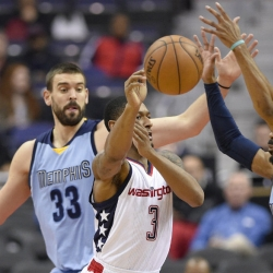Wizards survive Grizzlies, earn 13th straight home win