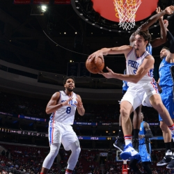 Rookie Ladder: Saric's play shows he deserves more attention