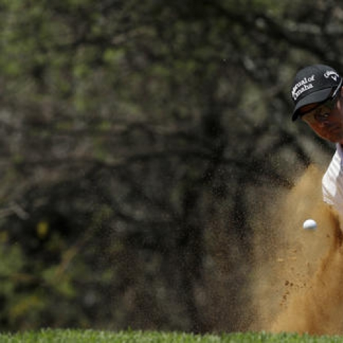 No practice, no problem: Stenson leads in Abu Dhabi