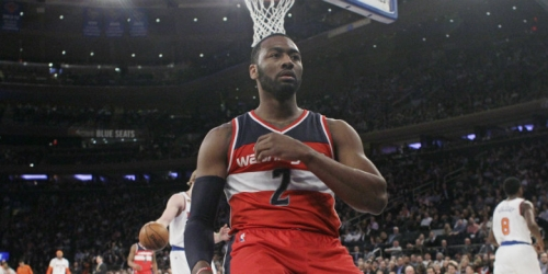 John Wall posts 29 points, 13 assists as Wizards top Knicks