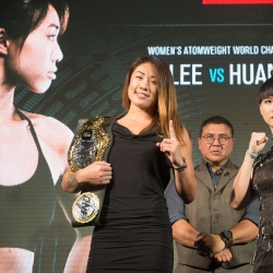 Women's fights a strong part of ONE's expansion plans