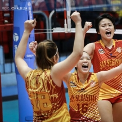 Lady Stags sweep elims, clinch outright Finals spot